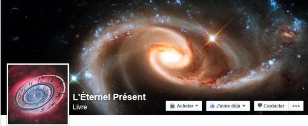 page facebook l éterel présent