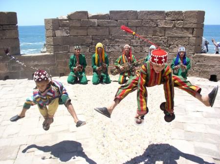 Gnaouas à Essaouira