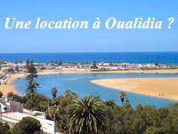 Location de vacances à Oualidia