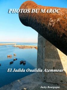 """Couverture de mon livre """"Photos du Maroc"""""""