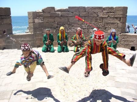Danse gnawa maroc essaouira