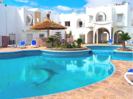 Nos duplex en résidence avec piscine