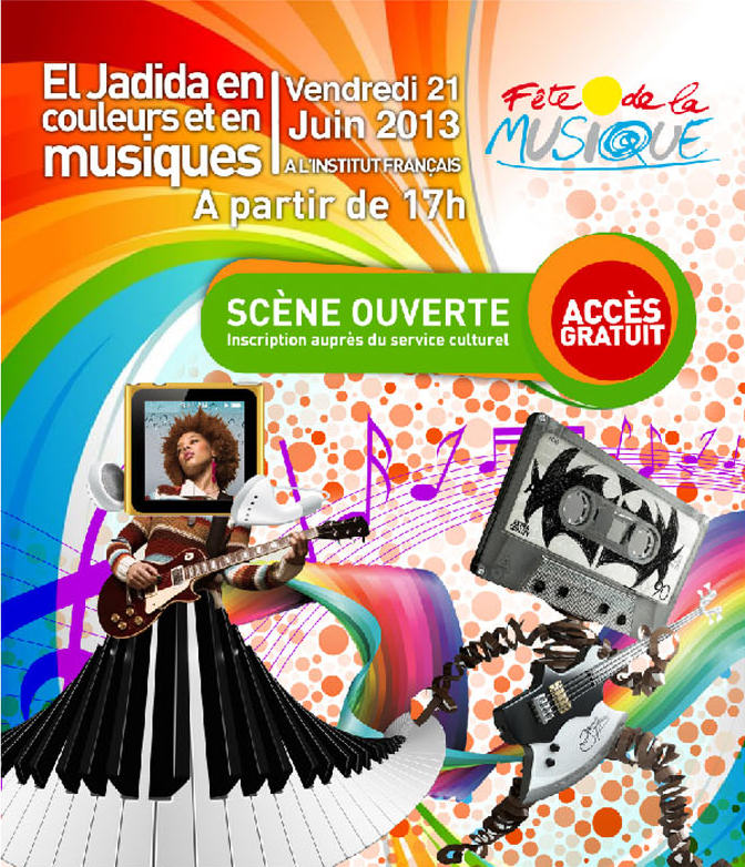 Fête de la musique 2013 El Jadida