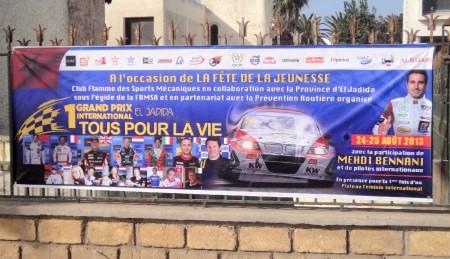 affiche prix automobile el jadida