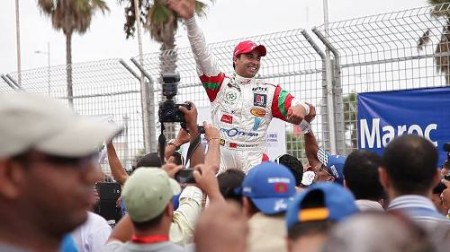 le champion marocain Mehdi BENNANI