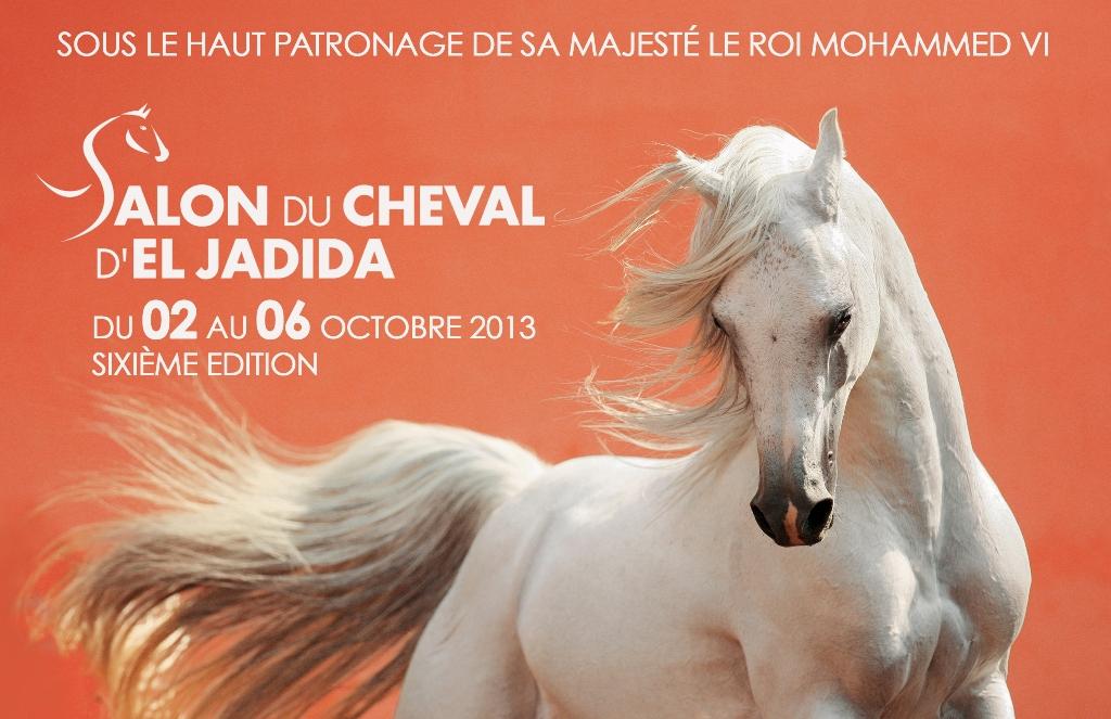 Programme d taill salon du cheval 2013 el jadida blog for Salon du cheval paris adresse
