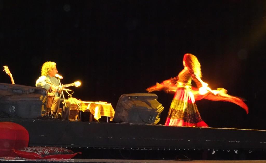 Abaji et Nawal concert  22 Mars à El Jadida