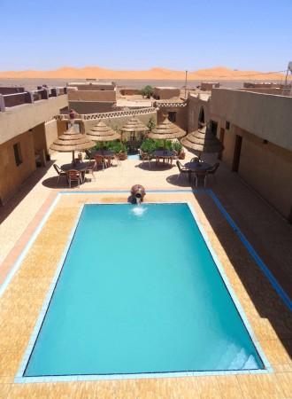 Maison d'hôtes de L'homme du désert