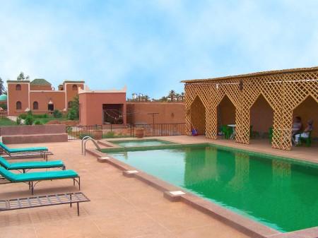Le Riad Ma bonne étoile à El Ghizlane (M'hamid)