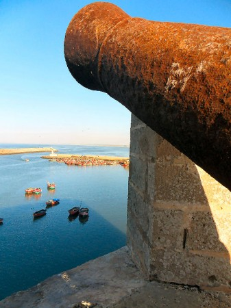 Remparts de la cité portugaise